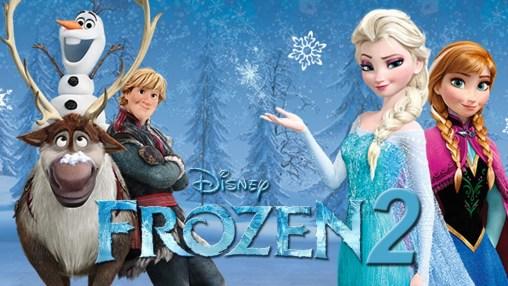 Frozen 2 Filmy 2019