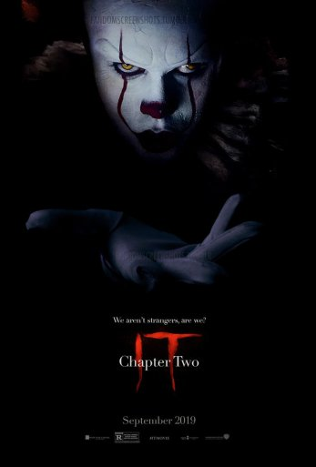 ITChapter Two Filmy 2019