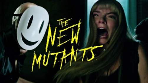 The-New-Mutants-2019 Filmy 2019