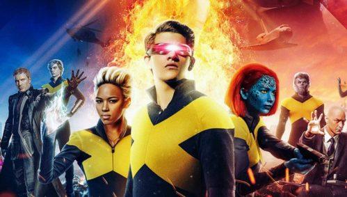 XMenDark Phoenix Filmy 2019