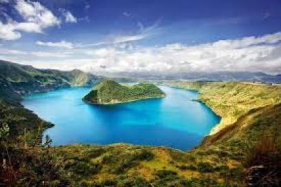 Galapágy, Ekvádor Najkrajší ostrov