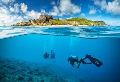 Seychely Najkrajší ostrov