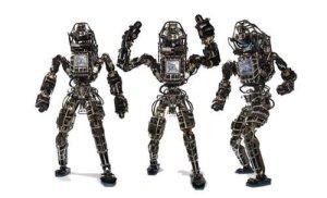 Agilné roboty