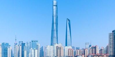 3. Shanghai Tower, Shanghai - 632m Najväčšia budova