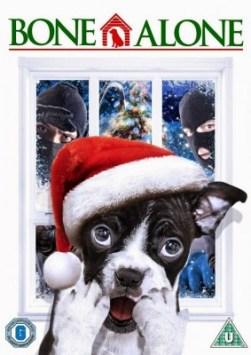 1. Alone for Christmas Top 10 vianočných filmov o psoch