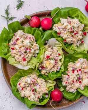 Nizko-sacharidovy-vegansky-tuniakovy-salat 10 jedál na chudnutie