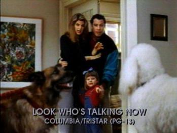 4. Pozri, kto to hovorí 3 Top 10 vianočných filmov o psoch