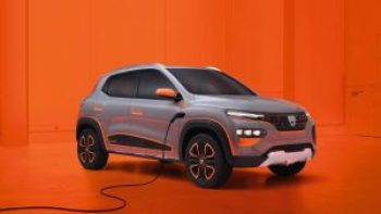 Dacia Spring Electric EV Nové autá 2021