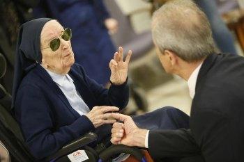 Lucile Randon Najstarší človek na svete