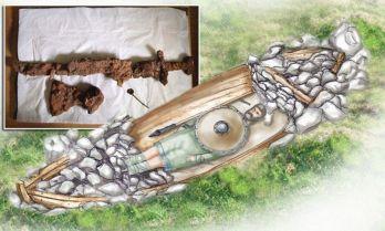 Vikingovia pochovávali svojich mŕtvych na člnoch. Čo ste o Vikingoch nevedeli