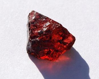 Garnet Liečivé kamene