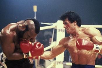 Rocky 3 Bojové filmy