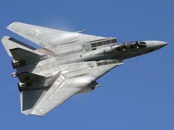 Grumman F-14 Tomcat Najrýchlejšia stíhačka
