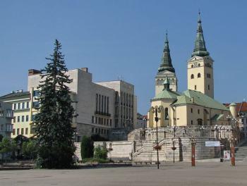 Žilina Najväčšie mestá na Slovensku