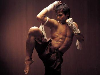 Thajský box Bojové umenie