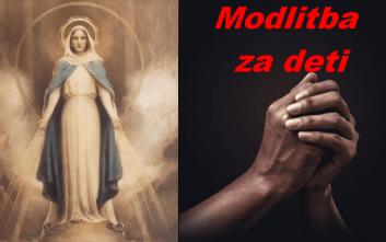 ako sa modliť za deti