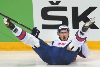 Miro šatan Najlepší Slovenský hokejista