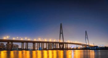 Najdlhší most na svete Veľký most Tchien-ťin