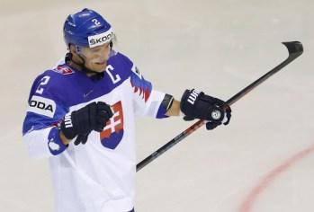 Andrej Sekera Najlepší Slovenský hokejista