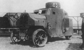 EV 4 Panzerkraftwagen Ehrhardt