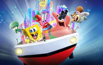 SpongeBob Hubka na úteku film online cz