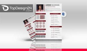 online bewerbung design muster