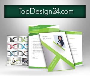 Bewerbungs Deckblatt Vorlagen Beispiel