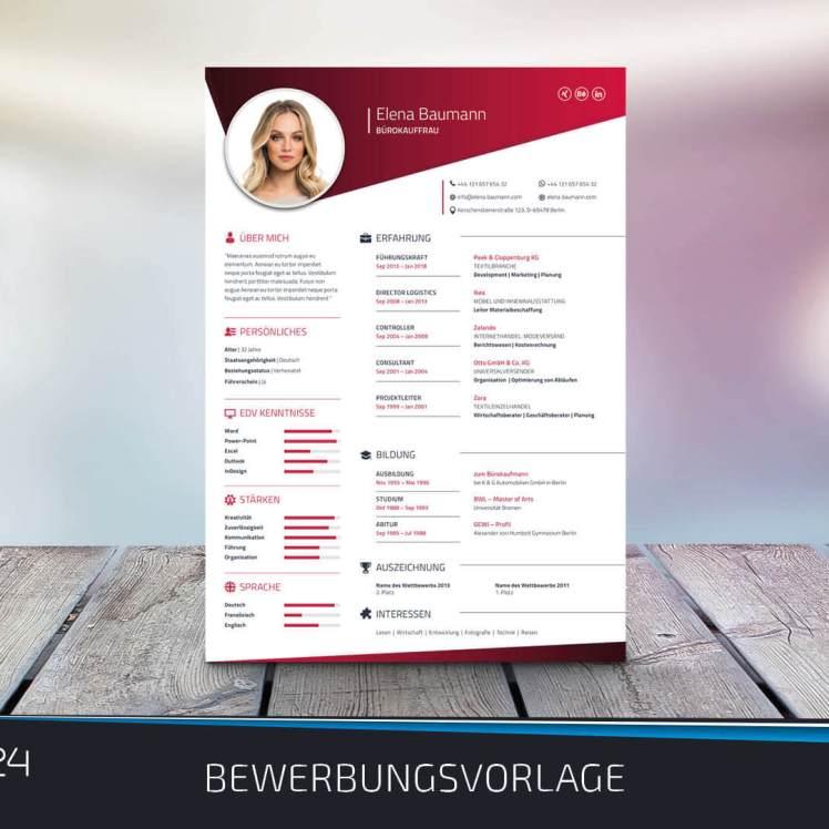 Beste Persönliche Website Lebenslauf Vorlagen Bilder - Entry Level ...