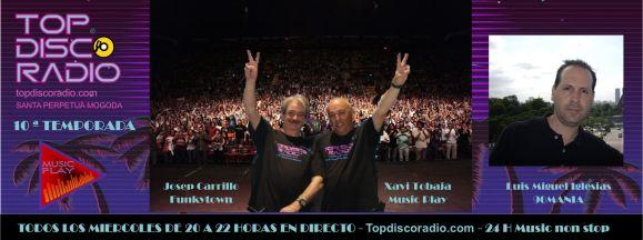 LOGO FACEBOOK TOPDISCO RADIO 2021