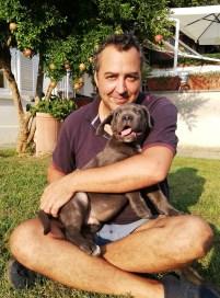 Federico Lavanche allevamento cane corso dei legionari