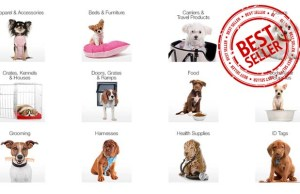 Best Selling Dog Supplies in December 2014