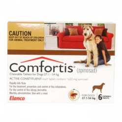 Comfortis and Panoramis/Trifexis Best Dog Flea Treatment