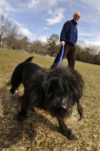 Inventor Reimagines the Standard Dog Leash