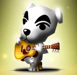 K. K. Slider Animal Crossing series