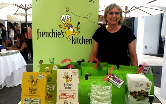 Frenchie's Kitchen Introducing New Grain Free Dog Food at SuperZoo 2015