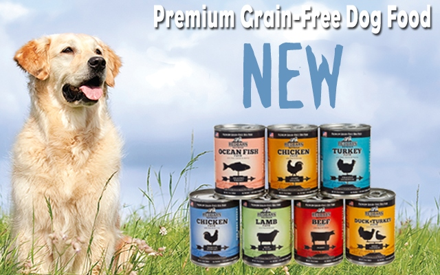 Redbarn Pet Products Releases Canned Patés for Dogs