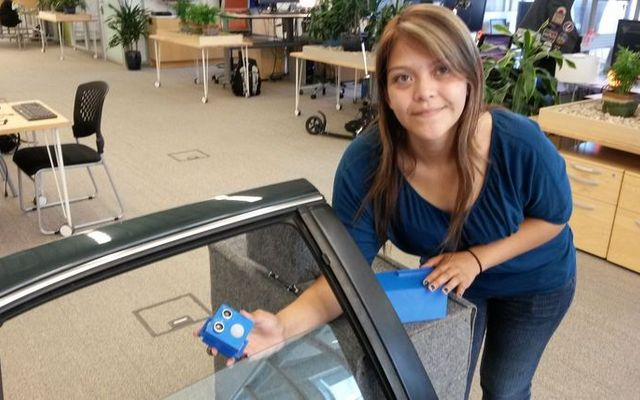 Texas Student Creates Device to Save Pets Trapped in Hot Vehicles