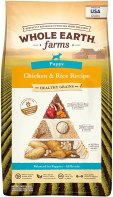 Whole Earth Farms with Healthy Grains Dry Puppy Food