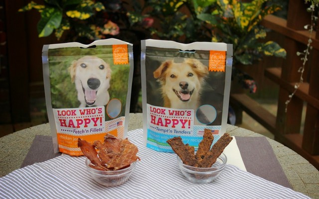 Healthy Dog Treats From Look Who's Happy! Are Made in Georgia