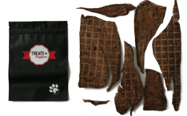 One-Ingredient Dog Treat Company Is Run Out Of a Basement
