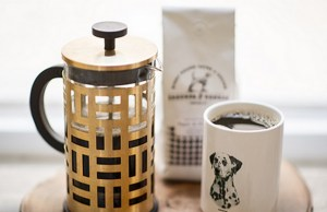 Drink Coffee, Save Dogs...Now There's A Win-Win