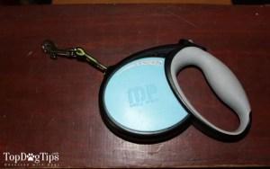 Review of MIU Retractable Dog Leash