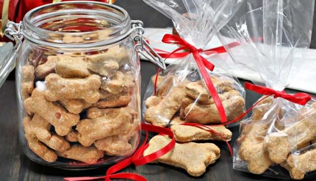 Tasty Homemade Doggy Cookies