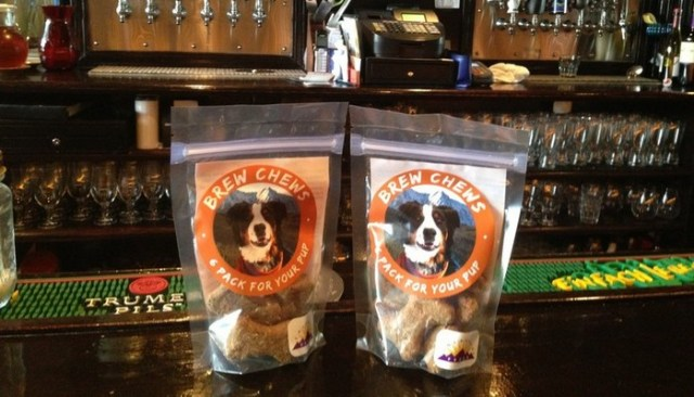 Beer By-Product Being Turned Into Brew Chews for Dogs
