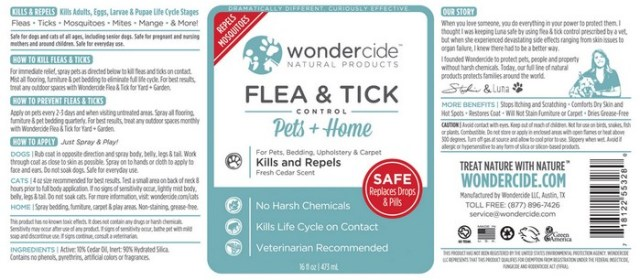 Wondercide Creators Aim to Keep Pesticides Away From Dogs