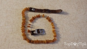 Amber Crown Natural Flea and Tick Collars for Dogs