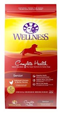 Wellness Complete Health Seniors food