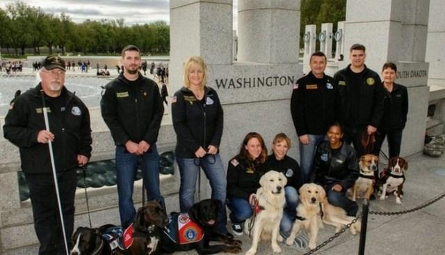 Battle Buddies Help Veterans With PTSD