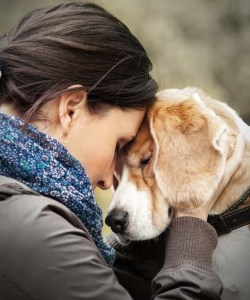 Dogs keep depression away