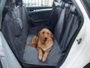 MIU PET Hammock Car Seat Cover for Dogs